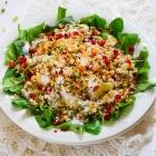 Chutputa  Lentil  salad