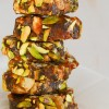 Date  and  nut  energy  bars.  GF,  DF  option