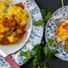 Gobi Roast: Roasted Cauliflower, GF