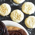 Munni's Thekua (Indian Shortbread Cookies)