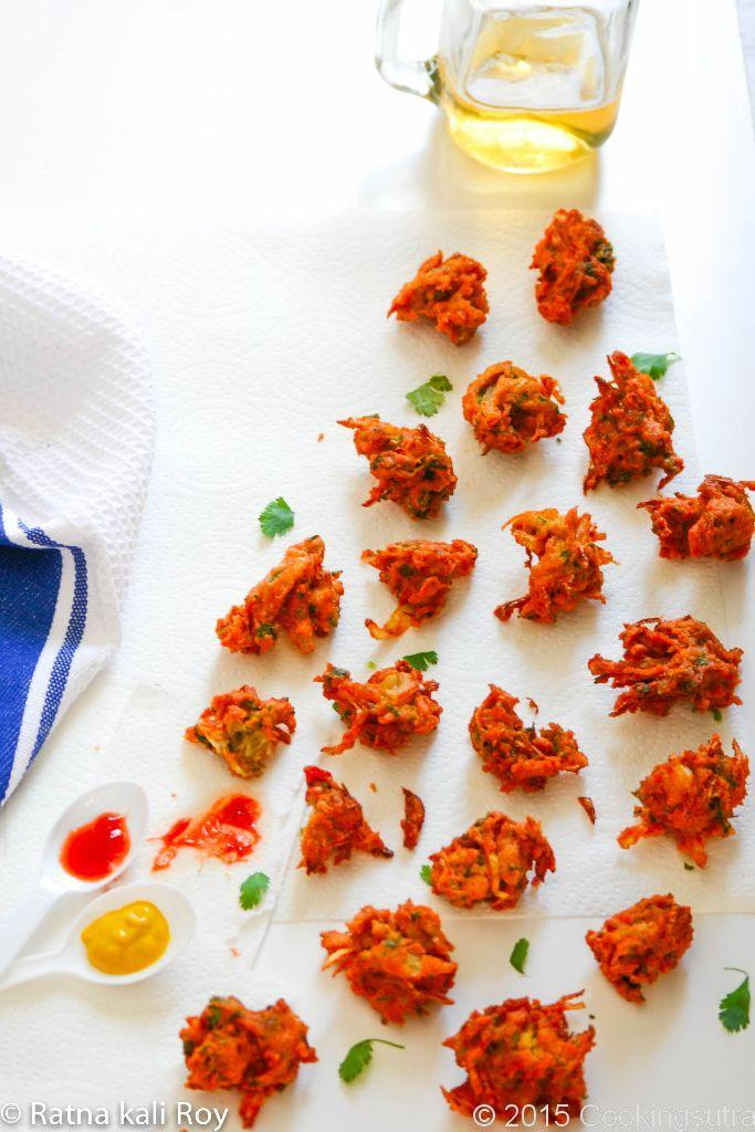 Lentil and Onion Pakora