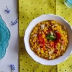 Chholar Dal   (Spiced Split Gram Lentil)
