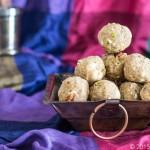 Punjeeri  Laddus:  Rejuvenating  dumplings  for  new  mums