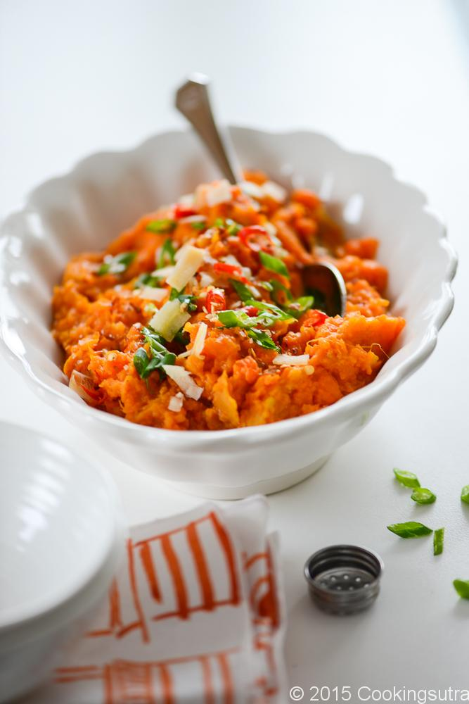 Sweet potato and lentil mash-3