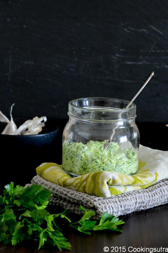 parsley and mango bruschetta-6