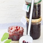 Sour Cherry Jam