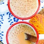 Masala Chai: Spiced tea, for a fall day