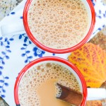 Masala Chai: Spiced tea, for a fall day