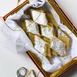 Kaju Katli: Cashew fudge, GF, DF