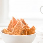 Til Chikki: Sesame seed brittle