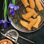Ricotta Cheese Patali gur Shondesh : Ricotta cheese jaggery milk fudge