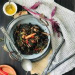Sauteed Amaranth leaves: Notey shaag