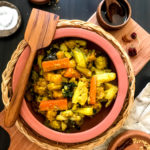 Chochori: Sauteed vegetables