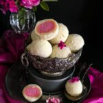 Ruskadam : Soft cheese balls with surprise inside