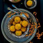 Kaddu ka meetha: Sweet Pumpkin balls