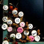 Eggless sugar cookies for Halloween