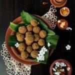 Kanchagolla : Cheese and jaggery balls